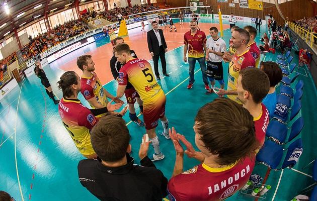 ccf631377 VK DUKLA Liberec slavnostně zahájila novou sezónu UNIQA extraliga mužů